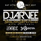 @DJARVEE x @DJJAX_UK // JALOU ANTHEMS BANK HOLIDAY SPECIAL