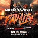 Martyna @ Fatality Outdoor Festival 2018