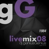 gG livemix08: 1984