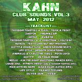 KAHN - Club Sounds Vol.3 - May 2012