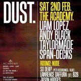 Dust Promo Mix 2013 - (Liam Lopez)