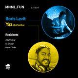 Yaz // Live at MNML:FUN // Underground SF