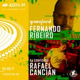 Rota 91 - 05/08/2017 - DJs guest Rafael Cancian (About Disco) e Fernando Ribeiro (Grooveland)