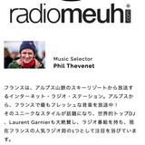 Radiomeuh Podcast for Across The Sky (J-Wave)