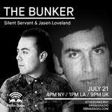 2016-07-21 - Jasen Loveland, Silent Servant @ The Bunker, RBMA Radio