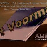 Crescencia - CJ Arthur and Adam Navel (ICO Remix and Dave Cold Remix) (Bert Voorman Intro Edit)