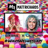 #WavyWednesdays MIX 047 : 6IX9INE X LIL PUMP | INSTAGRAM @DJMATTRICHARDS | HIPHOP TRAP RAP