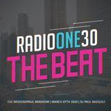 03/07/2020 - Radio One30 Mixshow - Dj Paul Basquez