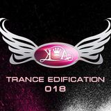 Kate Angel - Trance Edification 018 (06.07.2015)
