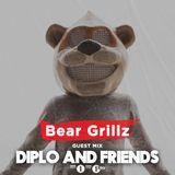 Bear Grillz & KRANE - Diplo and Friends (22-10-2017)