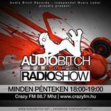 Mad Morello - Mistique/Audio Bitch Radio Show @ Crazy Fm 2013.06.21.