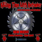12/20/16 - Killing Time With Hatewar on Los Anarchy Radio - New Fucking Music