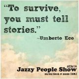 Jazzy People Show - S03E14 - Semiotics! @ VoiceWebRadio.com 22/02/2016