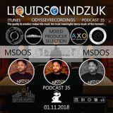 The Liquidsoundzuk Podcast #35 ( MSDOS )