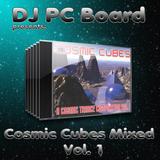 DJ PC Board - Cosmic Cubes Mixed Vol.1