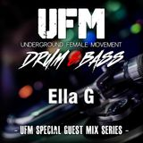 *ELLA G* Underground Female Movement -Special Guest Mix Series- UFMSPG03