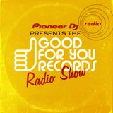 Kenny Summit - Good For You Records Radio #36 (Guest Mix Manny Queen)