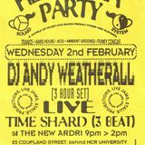 Andrew Weatherall Herbal Tea Party 2nd February 1994 Part 1
