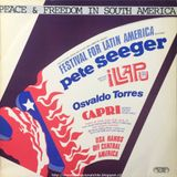 Capri + Osvaldo Torres + Illapu + Pete Seeger: Peace & Freedom in South America. GVR 228. 1987. UK