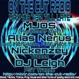 "MJOS LIVE Producer Set Aired 11-05-19 on ""On The Cut Radio"" Techno Techhouse progressivehouse house"