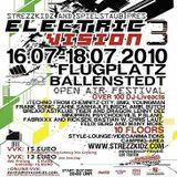 Blaues Licht @ Electric Vision III - Flugplatz Ballenstedt - 16.07.2010