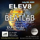 Boogie Down live at ELEV8