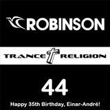 Robinson - Trance Religion 44