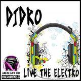 DJDRO- LIVE THE ELECTRO 002  [PODCAST WWW.SOUNDTIMES.ES]