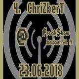 ChriZberT - Live at FreakShow Broadcast Vol. 14 (23.06.2018 @ Mixlr)