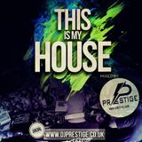House Mix 2015 @DjPrestigeUk Presents - This Is My HOUSE