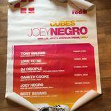 Joey Negro Live at Cubes Blackburn 5-10-2001