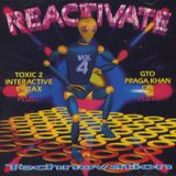 Reactivate 4 - Technovation - 1992