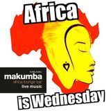 "Africa is Wednesday, ""Rumba, Soukous..."", Mix Recorded by Dj SGF @ Makumba Hong Kong"