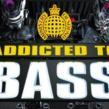 Ministry of Sound, Addicted to Bass Mix December 2012