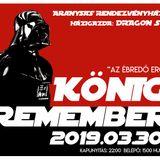Dragon S live @ Kőnigbrau Remember, Jászberény 2019 03 30