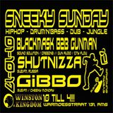 SHUTNIZZA 01/10/17 SNEEKY SUNDAY