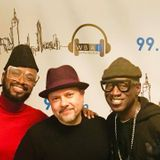 On Air w/The Blacks 1/10/18 (Featuring Louie Vega)!