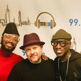 On Air w/The Blacks 1/10/18 (Featuring Louie Vega)!