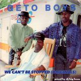 WE CAN'T BE STOPPED (ORIGINALS) MIXED BY DJBIGTEXAS