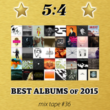 Mix Tape #36 : Best Albums of 2015