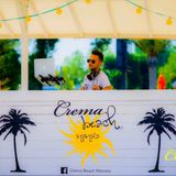 Dj Laurentiu Murea- Ready for Summer Crema Beach Mamaia 2018