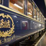 VLÁKání divočiny: Orient express