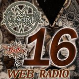 The Gallery - Extreme Metal Web Radio Broadcast 16 - (2019-05-27) + special guests AHERUSIA