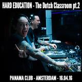 PETDuo @ Hard Education - The Dutch Classroom pt.2 - Amsterdam - 16.04.16