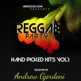 Reggae Mix-VA-Andrew Gjordeni - HITS AROUND THE YEARS