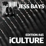 iCulture #45 - Guest - Jess Bays
