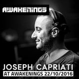Joseph Capriati - Live @ Awakenings ADE - 22.10.2016