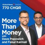 Global News / 770 CHQR - More Than Money - The US Tax Code & Snowbirds