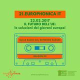 SOLUZIONI SUL FUTURO DELL'UE: PROSPETTIVE DEI GIOVANI EUROPEI 22.02.2017