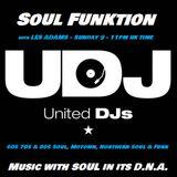 PODCAST Les Adams Soul funktion UDJ Radio 25th August 2019